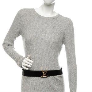 Louis Vuitton Vernis belt